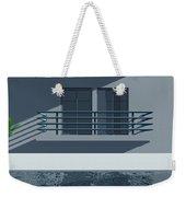 Pool Side Weekender Tote Bag
