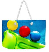 Pool Toys Weekender Tote Bag