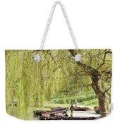 Poolside Weekender Tote Bag