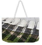 Poolside Weekender Tote Bag by Lauri Novak
