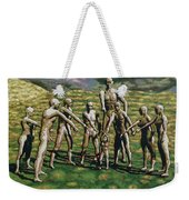 Poor Judgement Weekender Tote Bag