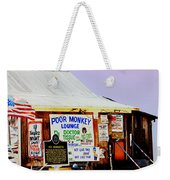 Poor Monkey's Juke Joint Weekender Tote Bag