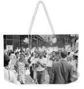 Poor Peoples March, 1968 Weekender Tote Bag