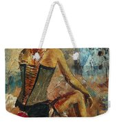 Poor Pierrot  Weekender Tote Bag