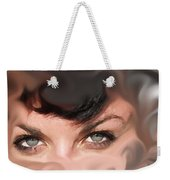 Pop Art Eyes Weekender Tote Bag