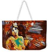 Pop Art Female Study 1d Weekender Tote Bag