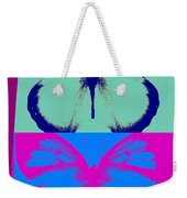Pop Art Morphosis Weekender Tote Bag