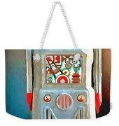 Pop Art Robot R-1 Weekender Tote Bag