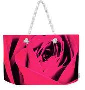 Pop Art Rose Weekender Tote Bag