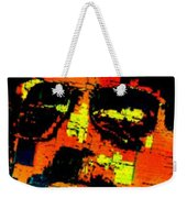Pop Art Selfie  Weekender Tote Bag