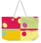 Pop It Weekender Tote Bag