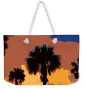 Pop Palms Weekender Tote Bag