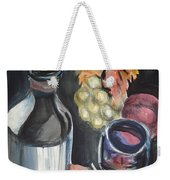 Pop The Cork Weekender Tote Bag