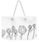 Pop Up Weekender Tote Bag