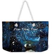 Pop Your Top By Lisa Kaiser Weekender Tote Bag