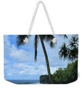 Poponi Ulaino Mokupupu Maui North Shore Hawaii Weekender Tote Bag