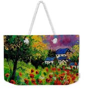 Poppies And Daisies 560110 Weekender Tote Bag