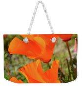 Poppies Antelope Valley Weekender Tote Bag
