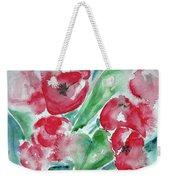 Poppies Celebration Weekender Tote Bag