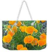 Poppies II Weekender Tote Bag