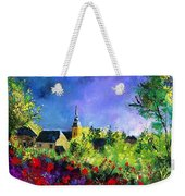 Poppies In Villers Weekender Tote Bag