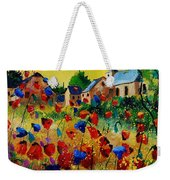 Poppies Sosoye Weekender Tote Bag