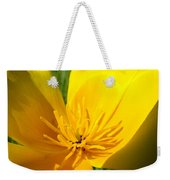 Poppy Flower Close Up Macro 20 Poppies Meadow Giclee Art Prints Baslee Troutman Weekender Tote Bag