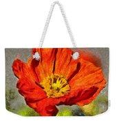Poppy - Id 16235-142749-5072 Weekender Tote Bag
