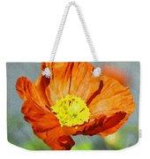 Poppy - Id 16235-142758-2720 Weekender Tote Bag