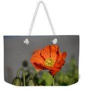 Poppy - Id 16235-142806-2801 Weekender Tote Bag