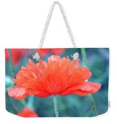 Poppy Profile Weekender Tote Bag