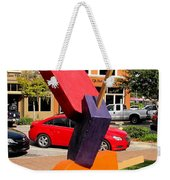 Popsicles In The Park Weekender Tote Bag