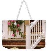 Porch - Garwood Nj - Suburban Paradise Weekender Tote Bag