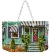 Porch - Westfield Nj - Welcome Friends Weekender Tote Bag