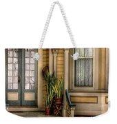 Porch - House 109 Weekender Tote Bag by Mike Savad
