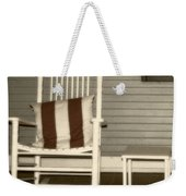 Porch Rocker Weekender Tote Bag