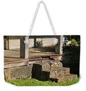 Porch Stoop Weekender Tote Bag