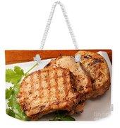 Pork Chop. Weekender Tote Bag