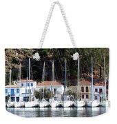 Poros Greece Weekender Tote Bag