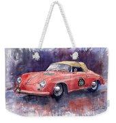 Porsche 356 Speedster Mille Miglia Weekender Tote Bag
