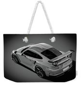 Porsche 911 Gt3 Rs Bw Weekender Tote Bag