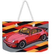 Porsche 911 Turbo Weekender Tote Bag