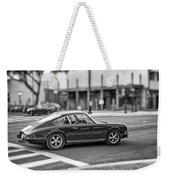 Porsche 911e Weekender Tote Bag