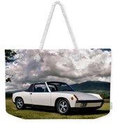 Porsche 914 Weekender Tote Bag