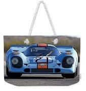 Porsche 917 Shorttail Weekender Tote Bag