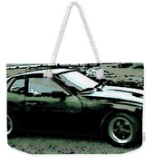 Porsche 944 On A Hot Afternoon Weekender Tote Bag