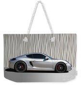 Porsche Beautiful Dream Sports Car Weekender Tote Bag