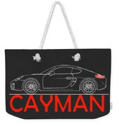 Porsche Cayman Phone Case Weekender Tote Bag