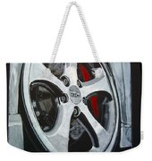 Porsche Techart Wheel Weekender Tote Bag
