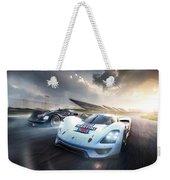 Porsche Vision Gt Concept Weekender Tote Bag